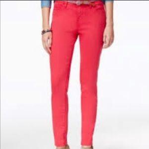 Tommy Hilfiger Greenwich Skinny Midrise Jeans
